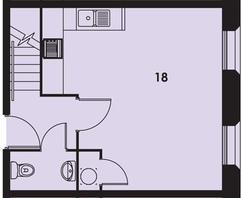 Floor Plan - Lower F