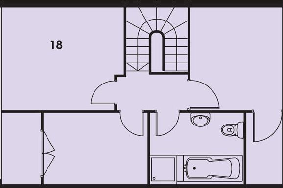 Floor Plan - Upper F