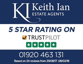 Get brand editions for Keith Ian Estate Agents, Ware