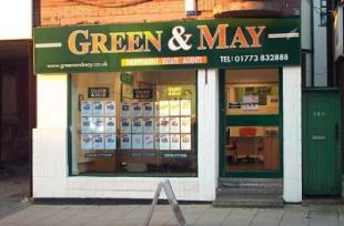Green & May, Alfretonbranch details