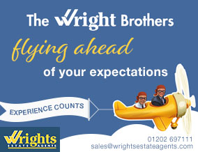 Get brand editions for Wrights Estate Agents, Broadstone - Sales