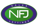 NFJ Sales and Lettings, Swindon branch logo
