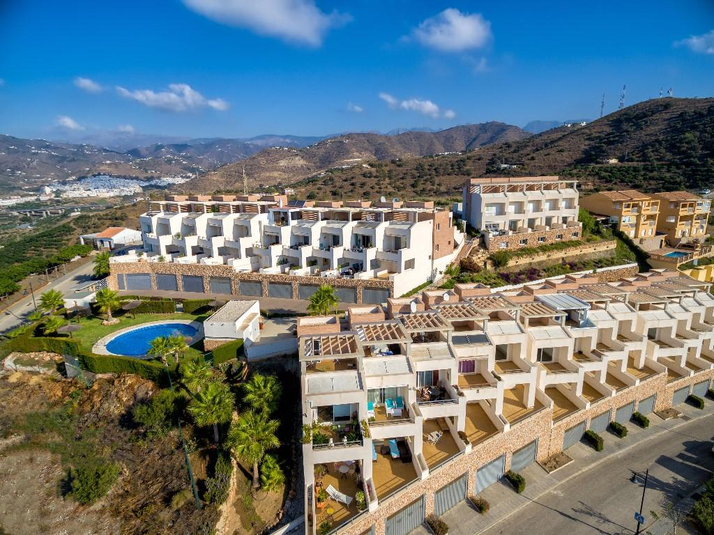 3 bed new property in Torrox, Málaga, Andalusia