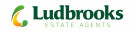 Ludbrooks Estate Agents, Halifax logo
