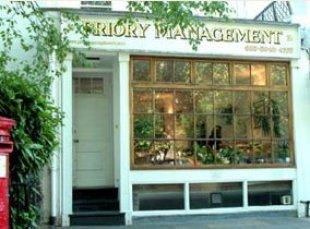 Priory Management , Richmond - Salesbranch details