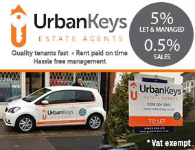 Get brand editions for Urban Keys, Watford