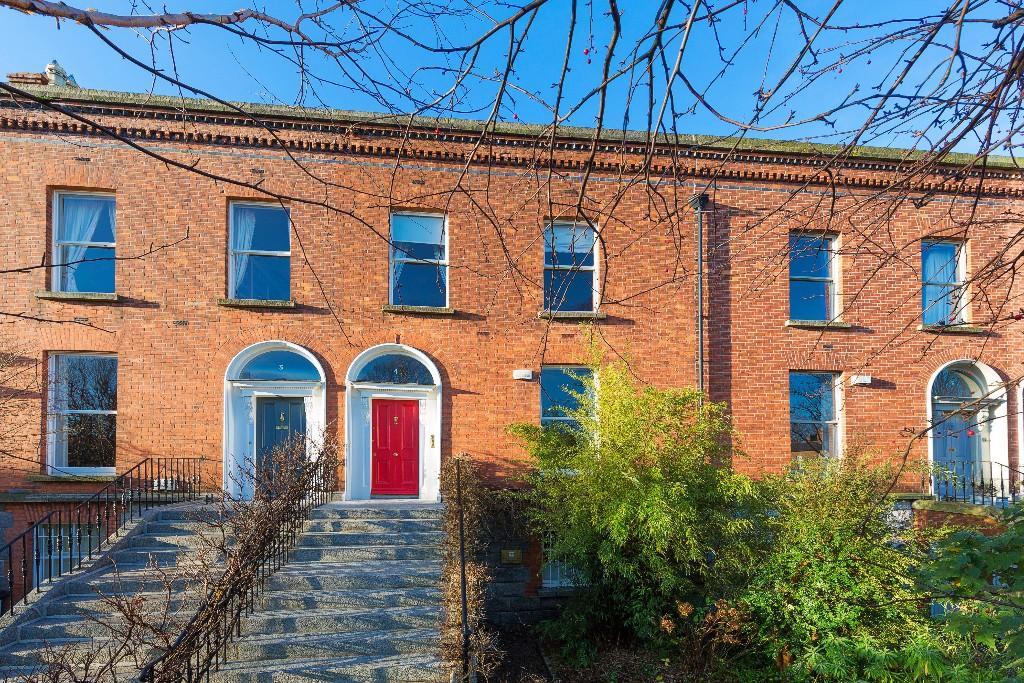 Terraced home for sale in Ranelagh, Dublin