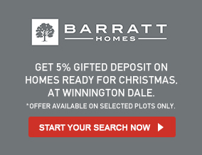 Get brand editions for Barratt Homes, Winnington Dale