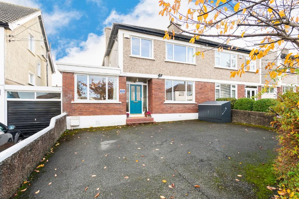 3 bed semi detached house for sale in Churchtown, Dublin