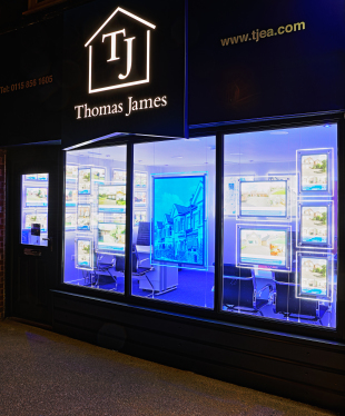 Thomas James Estate Agents , Calvertonbranch details