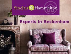 Get brand editions for Sinclair Hammelton , Beckenham