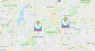 EweMove, East Londonbranch details