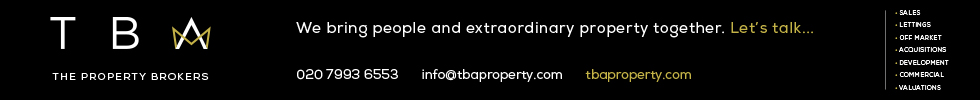 Get brand editions for TBA Property, London
