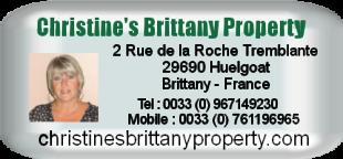 Christines Brittany Properties, Francebranch details
