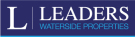 Leaders Waterside Properties Lettings, Gunwharf Quays logo