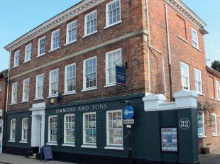 Simmons & Sons, Henley On Thames - Ruralbranch details