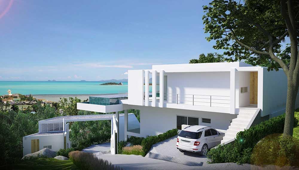 4 bedroom Villa for sale in Big Buddha, Koh Samui...