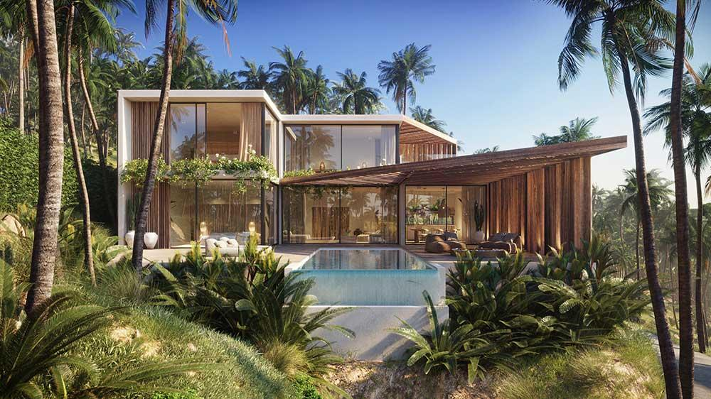3 bedroom Villa in Chaweng, Koh Samui...