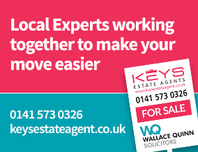 Get brand editions for Keys Estate Agents, Glasgow
