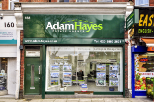 Adam Hayes Estate Agents, East Finchley, N2branch details