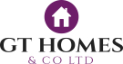 GT HOMES, Nazeing logo