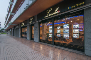 Luna Llar Luxury Homes, Barcelona branch details
