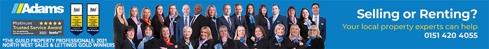Get brand editions for Adams Estate Agents, Widnes