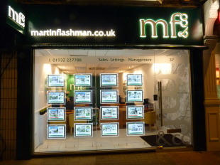 Martin Flashman & Co., Walton-on-Thamesbranch details