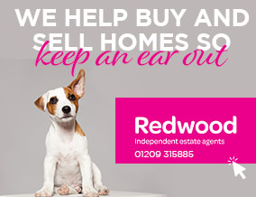 Get brand editions for Redwood Estate Agents Limited, Redruth