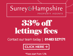 Get brand editions for Surrey & Hampshire, Godalming