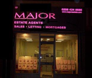 Major Estates, Harrow - Salesbranch details