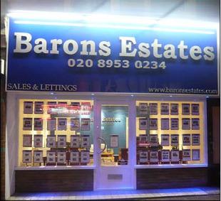 Barons Estates, Borehamwoodbranch details