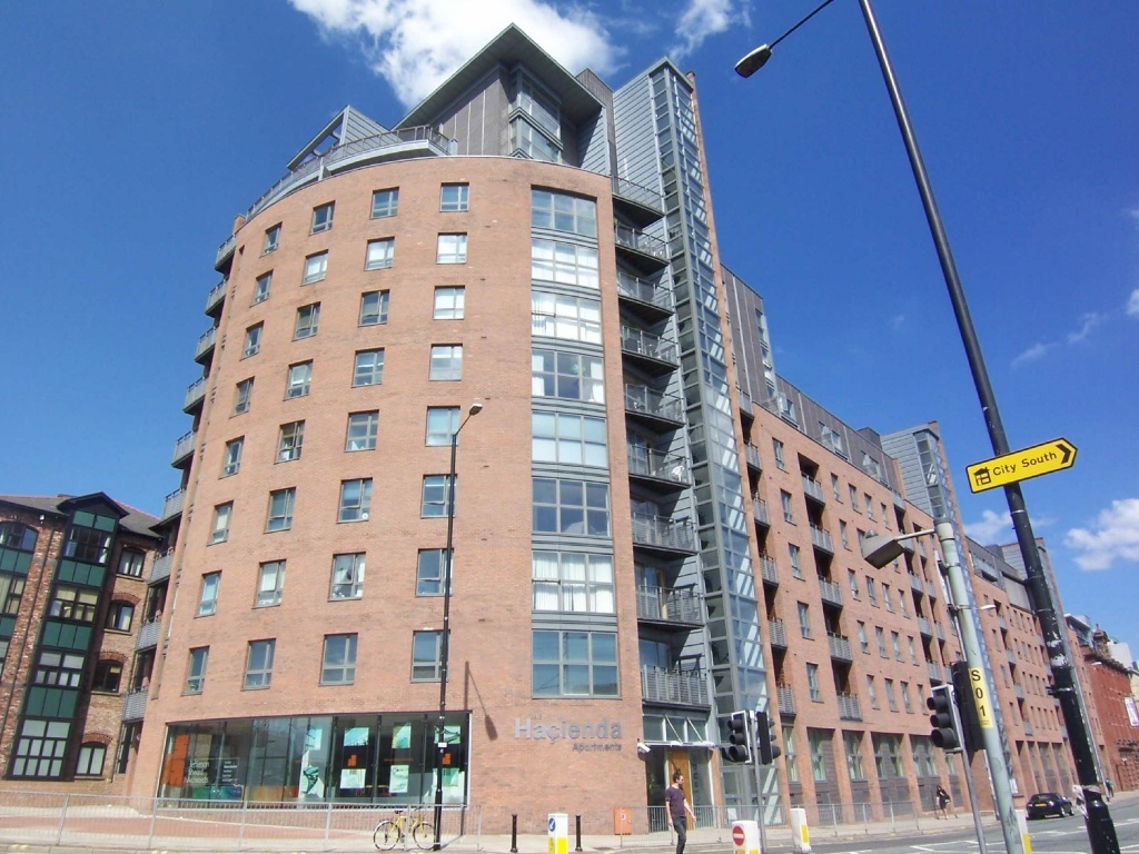 2 bedroom apartment to rent in The Hacienda, Whitworth ...