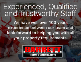 Get brand editions for Barrett Estate & Letting Agents, Rayleigh
