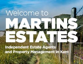 Get brand editions for Martins Estates, Ashford
