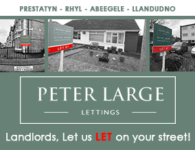Get brand editions for Peter Large Lettings , Rhyl - Lettings