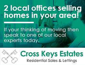Get brand editions for Cross Keys Estate Agents Ltd, Stoke