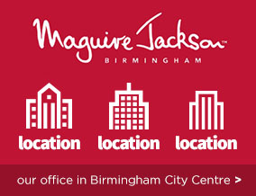 Get brand editions for Maguire Jackson, Birmingham