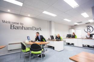 Banham Dark Estates, Felixstowebranch details