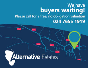 Get brand editions for Alternative Estates, Coventry