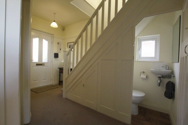 Lighting Basement Washroom Stairs: 1000+ Images About Under Stairs Loo On Pinterest
