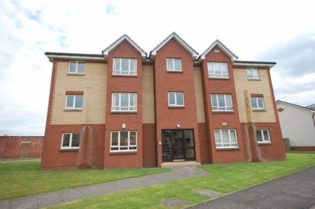 2 Bedroom Flat For Sale In Bulldale Court Yoker Glasgow