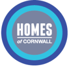 Homes of Cornwall, St Austell branch logo