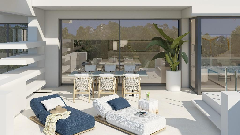 new Apartment for sale in Golden Mile, Málaga...