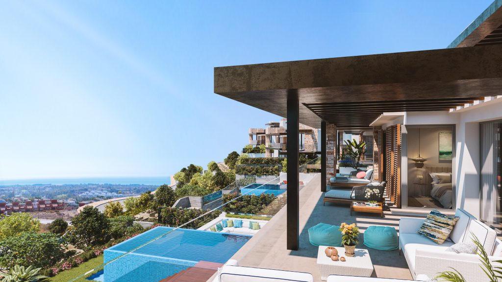 4 bed new development in Andalucia, Malaga...