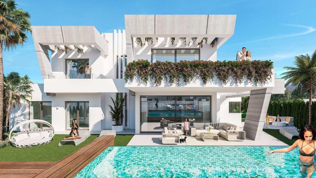 new development in Andalucia, Malaga...