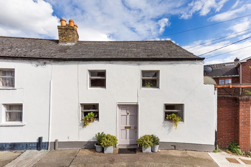 2 bedroom terraced house for sale in Rathmines Dublin