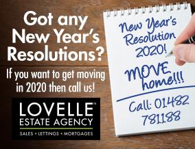 Get brand editions for Lovelle Estate Agency, Holderness Road, Hull