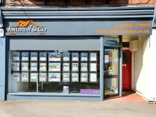 Andrew & Co Estate Agents, Cheritonbranch details