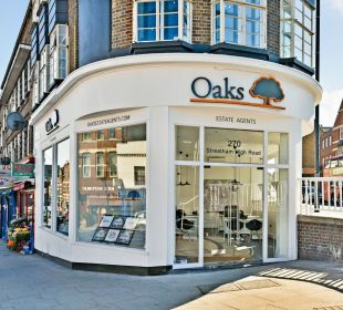 Oaks Estate Agents, Streatham Londonbranch details